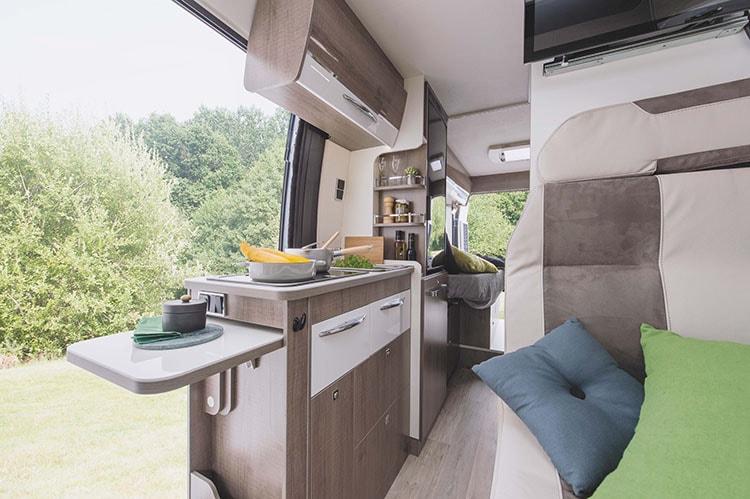 Bavaria V630 Camper Van