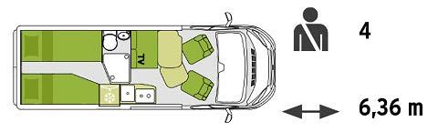 Kastenwagen kaufen Bavaria V630