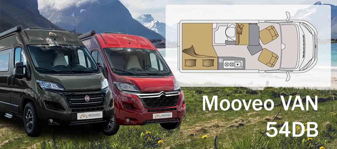 Wohnmobil kaufen Van 54DB