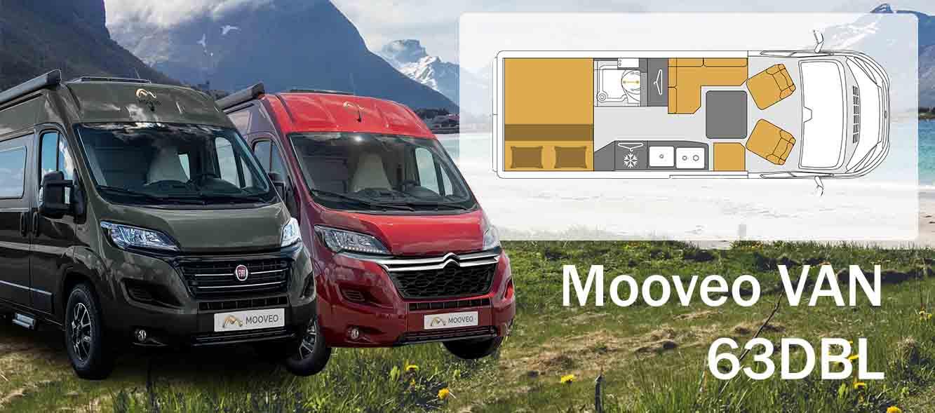 Wohnmobil kaufen Van 63DBL