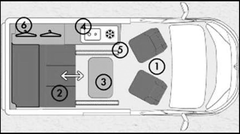 Wohnmobil kaufen neu - Campervan