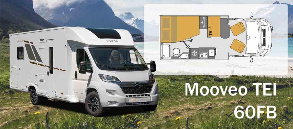 Wohnmobil kaufen TEI 60FB