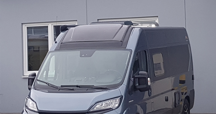 Ausstattung SKY-DOME optional außen