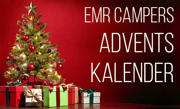 Wohnmobile kaufen neu EMR-Campers-Adventskalender