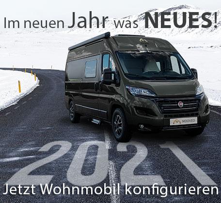Wohnmobil Konfigurator EMR Campers
