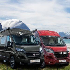 Wohnmobil leasen Vans