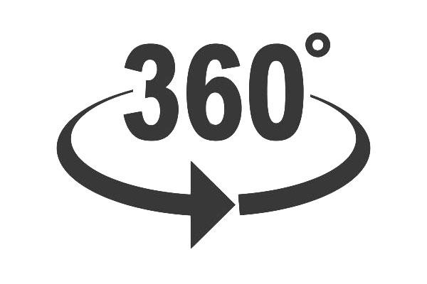 Mooveo TEI-74EB 360°-Ansicht