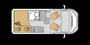 Wohnmobil Camper Van