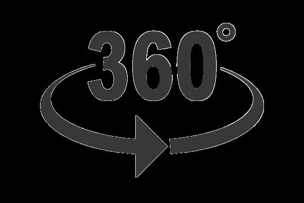 Mooveo VAN-63DBL 360°-Ansicht