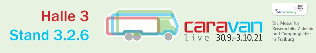 Reisemobil kaufen Messe Freiburg caravan live