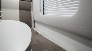 Büromobil Mooveo Van 63DBL Sitzfläche