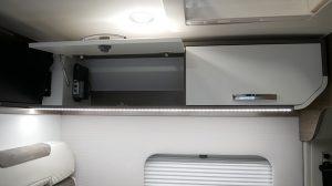 Büromobil Mooveo Van 63DBL Stauraum