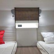Wohnmobil-Einzelbetten