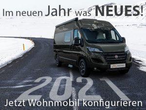 Wohnmobil Konfigurator EMR Campers Reisemobile