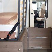 Wohnmobil kaufen neu 60DB Van Lattenrost