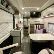Wohnmobil kaufen neu 60DB Van vorn nach hinten