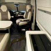 Wohnmobil kaufen neu 60DB Van hinten nach vorn