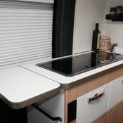 Wohnmobil kaufen neu Van-60DB Ansicht Küche