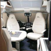 Wohnmobil kaufen neu Van-63DBL Ansicht Innenraum