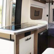 Campervan 54 DB Küche
