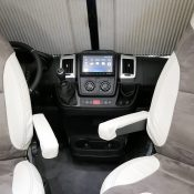 Kastenwagen 60EB 2021 Fahrerkabine